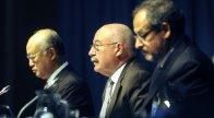 IAEA Conference with Minister Martonyi as President on enhancing nuclear security - Press Conference